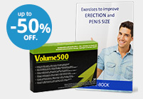 How to increase the amount of semen and increase the quality of semen is possible with Volume500 Subscribe now!