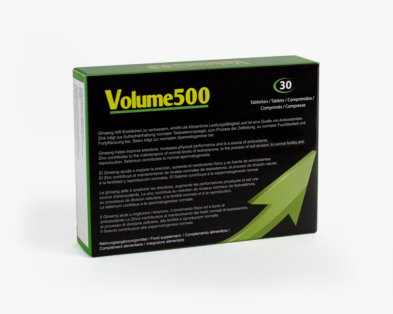 Volume 500 Erfahrung